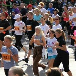SEB Tallinna Maraton - Rasmus Tali (5208), Anni Talja (5673)