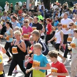 SEB Tallinna Maraton - Lea Treiberg (2485), Annika Kruuse (6605), Meelis Kristin (6913)