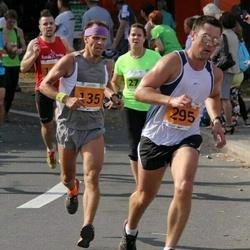 SEB Tallinna Maraton - Veiko Hintsov (135), Aare Kutsar (295)