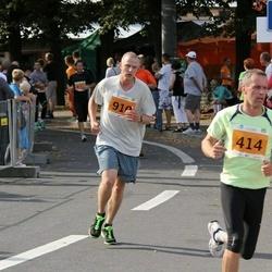 SEB Tallinna Maraton - Jaanus Mutli (414), Andre Truuts (910)