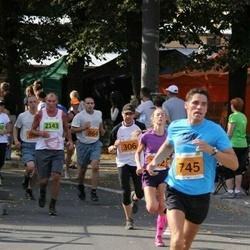 SEB Tallinna Maraton - Andre Himuškin (745), Geert Brouwer (2143)