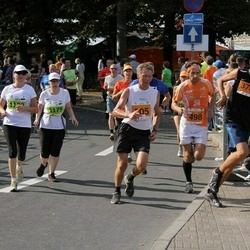 SEB Tallinna Maraton - Arthur Raichmann (498), Ly Hõbe (1179), Alexander Good (1843), Georg Simon Herodes (3783)