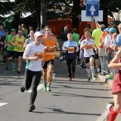 SEB Tallinna Maraton - Ott Sellis (1346), Agnes Möldre (2392)