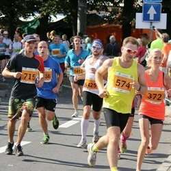 SEB Tallinna Maraton - Arto Mäkinen (372), Juhani Lemmik (715), Richard Volke (1425)