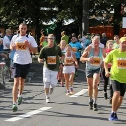 SEB Tallinna Maraton - Andreas Lint (660), Aare Selge (1096), Kristo Lilleoja (1251), Targo Lusti (1460), Nadežda Poljakova (1625)