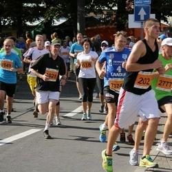 SEB Tallinna Maraton - Arles Egert Lelle (202), Jaan Metsa (1021), Aleksendar Sheleg (2777), Priit Pajus (7324)