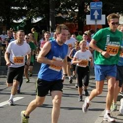 SEB Tallinna Maraton - Rain Pelapson (744), Lauri Läänemets (5278), Armo Vask (5526)