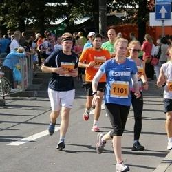 SEB Tallinna Maraton - Berit Pilden (1101), Kaarel-Martin Maarand (1201)