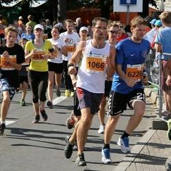 SEB Tallinna Maraton - Artur Palm (1066), Lauri Pärtel (6228)