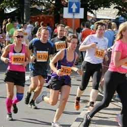 SEB Tallinna Maraton - Anna Stepanova (2822), Meelis Tammsalu (3947), Priidu Kull (6123)