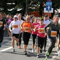SEB Tallinna Maraton - Taavi Esperk (444), Veikko Põldaru (2236), Katrin Akkel (3191), Virge Sinijärv (3492), Ahti Jõgi (7475)