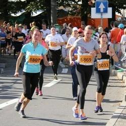 SEB Tallinna Maraton - Annika Sorokin (1807), Kätlin Jaanus (6869)