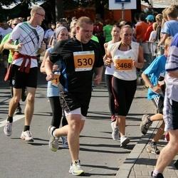 SEB Tallinna Maraton - Magnus Karofeld (530), Birgitta Tõnne (3468)