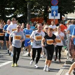 SEB Tallinna Maraton - Milja Tätte (2603), Jan Erik Løhre (4081), Ando Laine (5685)