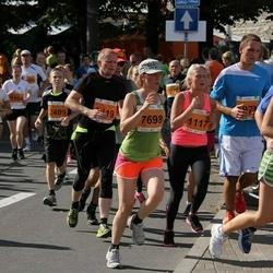 SEB Tallinna Maraton - Kristjan Lill (1117), Ingrid Kuningas (2191), Markus Talvik (2489), Anna Aarnio (7698)