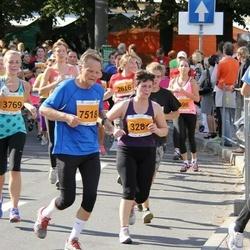 SEB Tallinna Maraton - Agne Ubartiene (3281), Liivi Volt (3769), Matti Järva (7518)