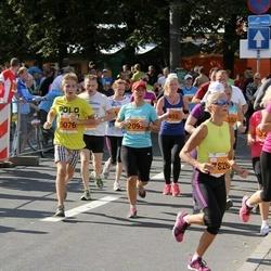 SEB Tallinna Maraton - Anett Promen (4689), Brent Ahvonen (5076),  (7828)