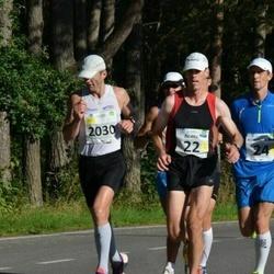 SEB Tallinn Marathon - Indrek Tärno (22), Alar Savastver (2030)