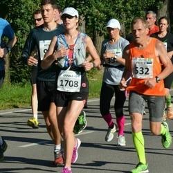 SEB Tallinna Maraton - Peeter Kirpu (532), Annika Lindholm (1708)
