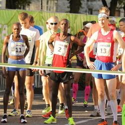 SEB Tallinna Maraton - Pharis Kimani (2), Irene Chepkirui (11), Anders Soovik (13)