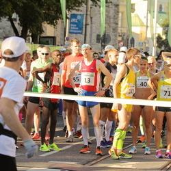 SEB Tallinna Maraton - Anders Soovik (13), Anastasia Kushnirenko (40), Lily Luik (71)