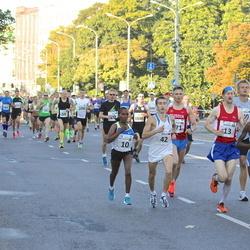 SEB Tallinna Maraton - Marta Markos Ayele (10), Anders Soovik (13), Kulmatitskii Marat (42)