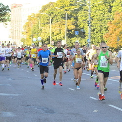 SEB Tallinna Maraton - Ritvars Lerme (33), Anastasia Kushnirenko (40), Toomas Laur (83), Marko Punavaara (1881)
