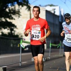 SEB Tallinna Maraton - Andre Petraudze (420)