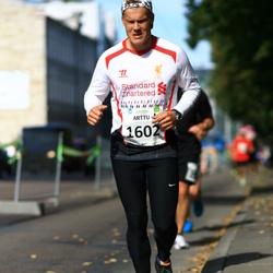 SEB Tallinna Maraton - Arttu Sadeharju (1602)