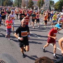 SEB Tallinna Maraton - Brita Paula Põder (1031), Jorma Valge (1391), Tanel Teder (1766), Anatoli Krjatšok (1993), Elmer Põld (2014)