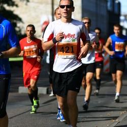 SEB Tallinna Maraton - Aare Treier (421)