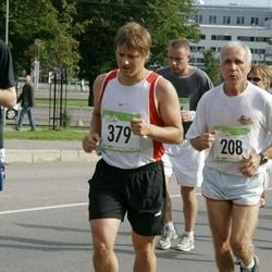 8. SEB Tallinna Sügisjooks - Rein Kane (208), Aimar Liiver (379)