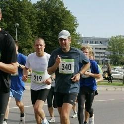 8. SEB Tallinna Sügisjooks - Andrus Emerson (219), Agur Jõgi (340)