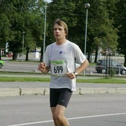8. SEB Tallinna Sügisjooks - Alvar Tõruke (699)