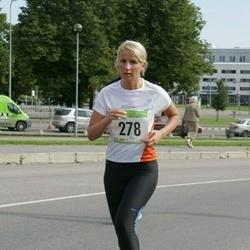 8. SEB Tallinna Sügisjooks - Annika Tasa (278)