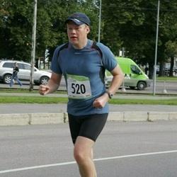 8. SEB Tallinna Sügisjooks - Aadi Remmik (520)