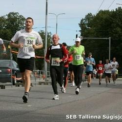 8. SEB Tallinna Sügisjooks - Risto Agu (234), Jaanika Eisan (294), Viktor Gurkin (330), Ago Albert (527)