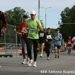8. SEB Tallinna Sügisjooks - Risto Agu (234), Kristjan Maade (246), Gregor Raenok (319), Ago Albert (527)