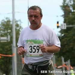 8. SEB Tallinna Sügisjooks - Artur Jürimäe (359)