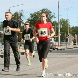 8. SEB Tallinna Sügisjooks - Kadri Possul (113), Anneli Sander (465), Valeri Opermann (625)