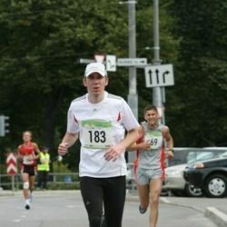 8. SEB Tallinna Sügisjooks - Alvin Vann (183)