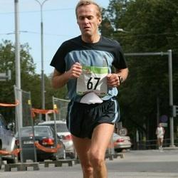8. SEB Tallinna Sügisjooks - Arnold Laasu (67)