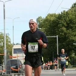 8. SEB Tallinna Sügisjooks - Aivar Käesel (97)
