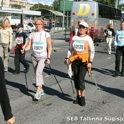 8. SEB Tallinna Sügisjooks - Oliver Vijar (5858), Annika Veimer (10513), Terje Mei (10514), Kaiu-Katrin German (10520), Reet Meisalu (10829)