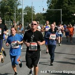 8. SEB Tallinna Sügisjooks - Toomas Tähepõld (4183), Geimo Eesmäe (6717), Ando Astor (7590)