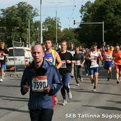 8. SEB Tallinna Sügisjooks - Zaira Sorokina (3042), Mihkel Tikerpalu (3685), Ando Astor (7590)