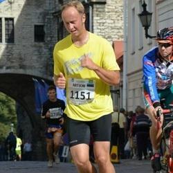SEB Tallinna Maraton - Artjom Filippov (1151)