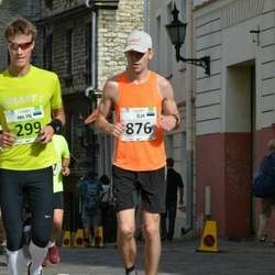 SEB Tallinna Maraton - Arlyn Mitt (299), Ilja Borissov (876)