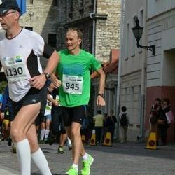 SEB Tallinna Maraton - Üllar Kaljumäe (945), Aadu Sedman (1130)