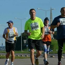 SEB Tallinna Maraton - Bernhard Hertinger (690), Marion Moehle (1310), Antti Meriläinen (1448), Jaakko Laitinen (1608)